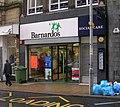Barnardo's Shop - Darley Street - geograph.org.uk - 656147.jpg