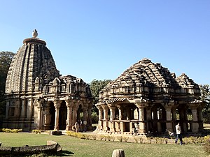 Baroli Temples - Image: Baroli temple