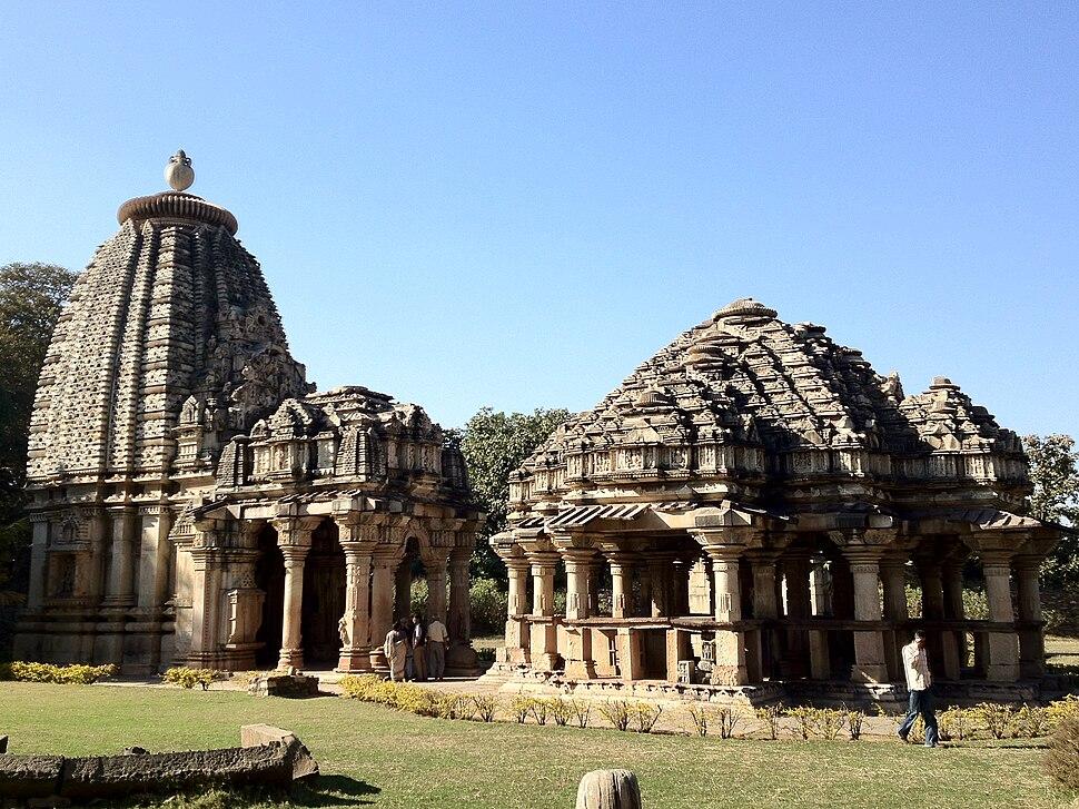 Baroli temple