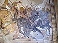 Battaglia di isso, prob. copia di opera del IV sec ac di philoxenos d'eretria, 125-120 ac ca. da casa del fauno a pompei, 10020, 06.JPG