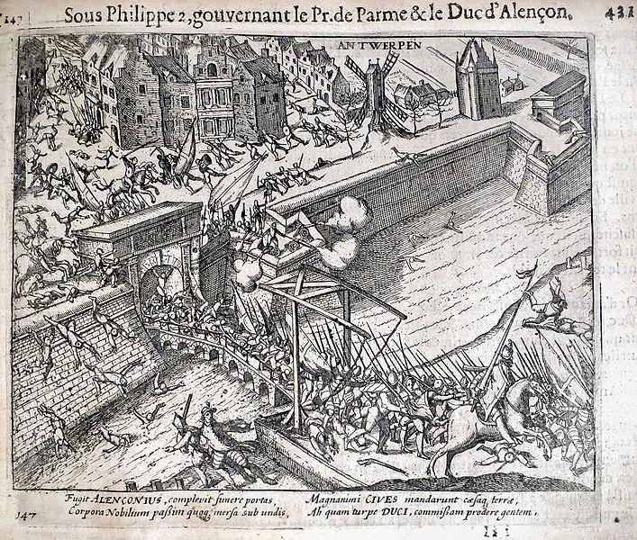 File:Baudaert battle scene Antwerp jpg - Wikimedia Commons