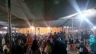 annual fair and festival in Santiniketan, West Bengal, India