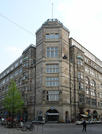 Bremen Cotton Exchange - Bremen Cotton Exchange