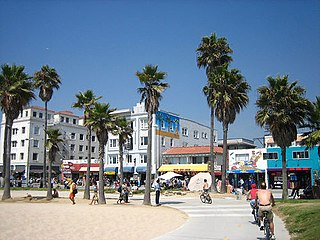 Venice, Los Angeles Neighborhood of Los Angeles in California, United States