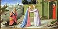 Beato Angelico, Annunciazione di San Giovanni Valdarno, 1432 ca., predella 02 vivistazione.jpg
