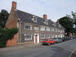 John Leman - The school John Leman commissioned in Beccles