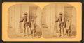 Begger, Mexican, Laredo, Texas, from Robert N. Dennis collection of stereoscopic views.png