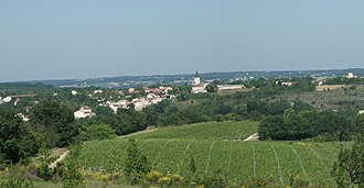 Belfort-du-Quercy - A general view of Belfort-du-Quercy