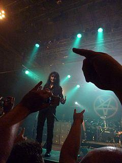 Belladonna Anthrax live