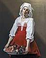 Bemberg Fondation Toulouse - Paysanne à la coupe de fruits - Nicolas Tournier Inv.1179.jpg