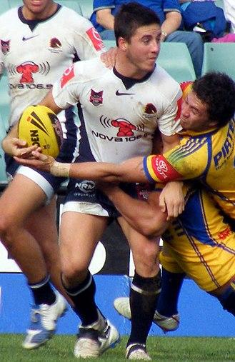 Ben Hunt (rugby league) - Image: Ben Hunt