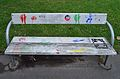 Bench in Bruno-Kreisky-Park 05.jpg