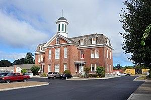 Museo histórico del condado de Benton en Philomath
