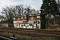 Berlin-Reinickendorf Bahnhof Schönholz-Stellwerk Snt LDL 09012239.JPG