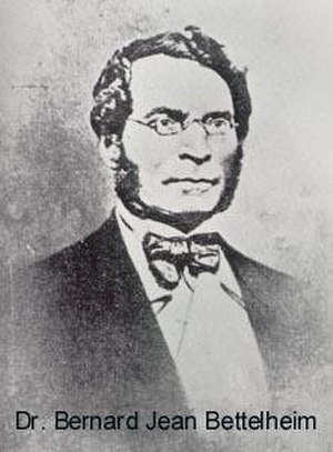 Bernard Jean Bettelheim - Bernard Jean Bettelheim
