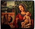 Bernardino luini (attr.), madonna col bambino e un donatore.jpg