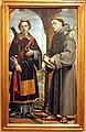Bernardo zenale, santi antonio da padova e stefano, 1502-07 ca..JPG