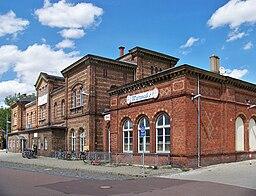 Bernburg Bahnhof