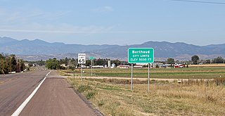 Berthoud, Colorado Statutory town in State of Colorado, United States