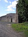 Berwick Castle Walls from the Railway Station Yard - geograph.org.uk - 1471885.jpg