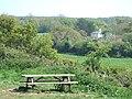 Beside NCN 2, looking over farmland to Stallard House - geograph.org.uk - 2375793.jpg
