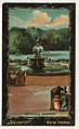 Bethesda Fountain, Central Park, New York City, from the Transparencies series (N137) issued by W. Duke, Sons & Co. to promote Honest Long Cut Tobacco MET DP865650.jpg