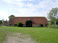 Beufre Barn at Beufre Farm, Beaulieu, New Forest - geograph.org.uk - 36411.jpg