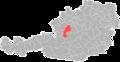 Bezirk Gmunden in Österreich.png