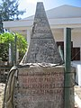 Bia VNCH Truong Sa - Republic of Vietnam Spratly Islands Territorial Marker.JPG