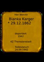 Bianka Karger