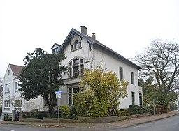 Bismarckstraße in Bielefeld