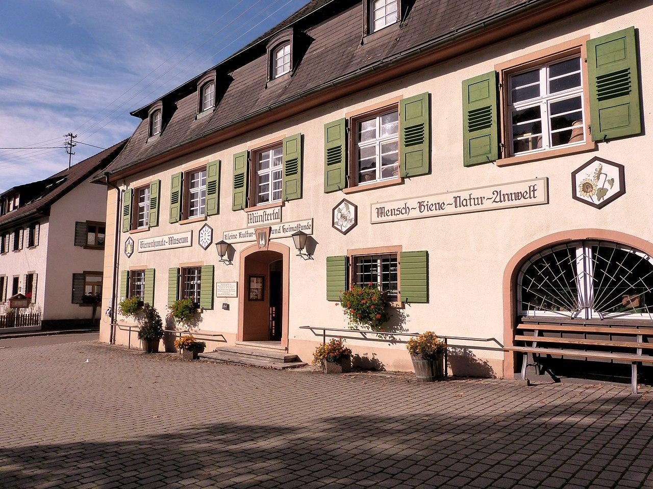 Bienenkundemuseum Münstertal.JPG