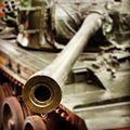 Big gun, tank museum, 2012 (7520697260).jpg
