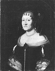 Portrait of Elisabeth Dorothea of Saxony-Gotha-Altenburg