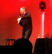 Bill Burr - Simple English Wikipedia, the free encyclopedia