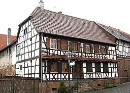 Schafgasse in Billigheim-Ingenheim
