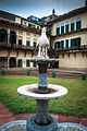 Bird Shaped fountain in Ramnagar fort, Varanasi.jpg