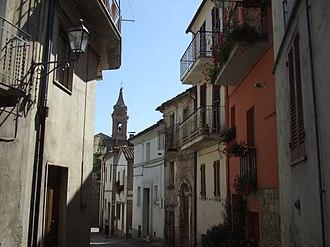 Bisenti - Church of Santa Maria degli Angeli