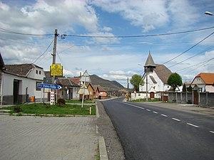 Copșa Mică - Lutheran church