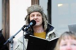 Björn Kjellman 2014.