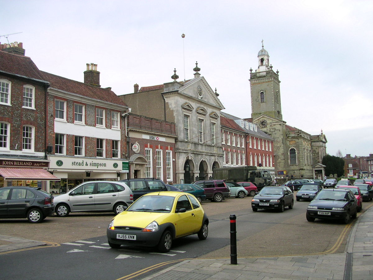 North Country Ford >> Blandford Forum - Simple English Wikipedia, the free ...