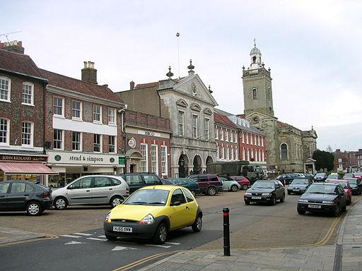 Blandford Forum