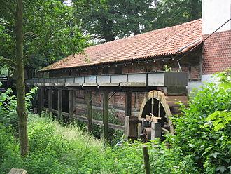 Balge - Image: Blenhorst Wassermühle