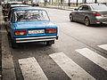 Blue Lada 2105 in Budapest.jpg