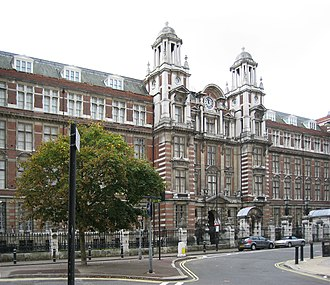"Tinker Tailor Soldier Spy (film) - Blythe House, the exterior of ""The Circus"""