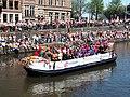 Boat 9 Cordaan, Canal Parade Amsterdam 2017 foto 2.JPG