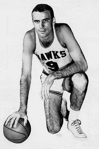 Bob Pettit - Pettit in 1962