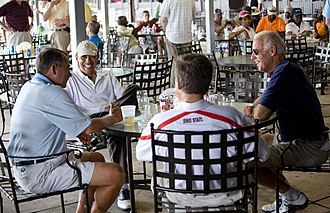 John Kasich - Kasich with John Boehner, Barack Obama and Joe Biden in June 2011