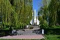 Boholiuby Lutskyi Volynska-monument to the countrymans-general view-1.jpg