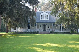 National Register of Historic Places listings in Pointe Coupee Parish, Louisiana - Image: Bonnie Glen 11
